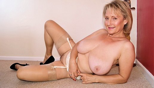 Fat british milf